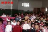 爱心在孩子们的心中蔓延(光明幼儿园项目捐助回访)