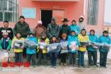 参与公益,温暖人间(觉拉中心学校项目捐助回访)